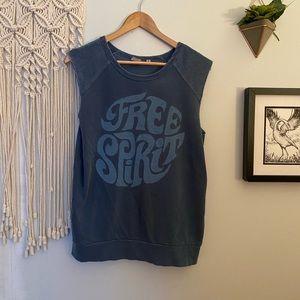 Free Spirit Sweater Tank